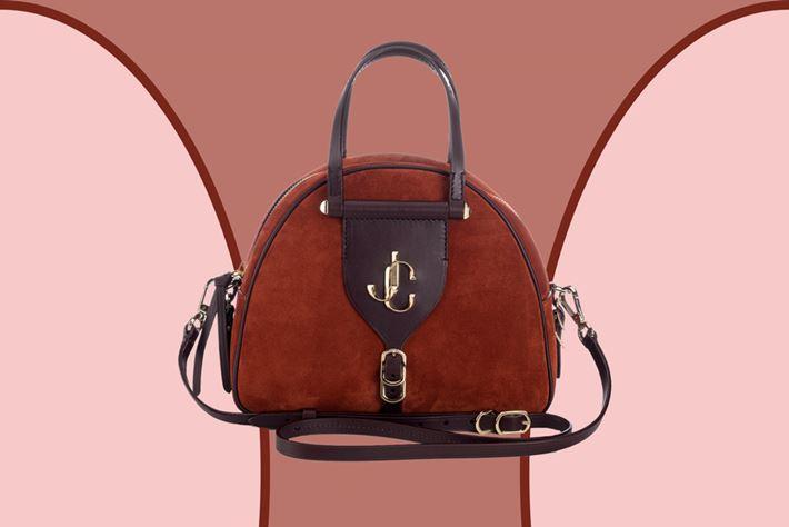 Ten Loves: Jimmy Choo Varenne Bowling Bag | lokol Fashion